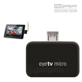 Elgato EyeTV Micro Mobile DTT Live TV Tuner for Android device