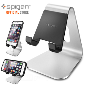 Mobile Stand, Genuine Spigen S310 Aluminum Charging dock stand for iPhone 6 / 6S Galaxy S6 Edge -  SGP11576