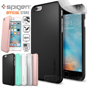 Spigen Thin Fit Matte Hard Slim Case Cover for Apple iPhone 6 / 6S