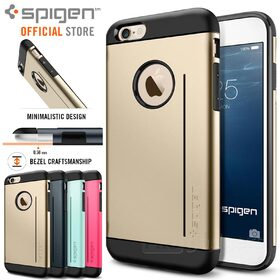 Spigen Slim Armor S Standing Case Cover for Apple iPhone 6S / 6  unpackaged