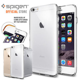Spigen Soft TPU Ultra FIT Capsule Case Cover for iPhone 6 Plus / 6S Plus