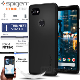 Google Pixel 2 XL Case,Genuine SPIGEN Ultra Exact Thin Fit Slim Cover for Google