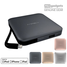 Genuine MIPOW Power Cube 9000 mAh Universal Portable Battery Charger for Apple iPhone iPad iPod