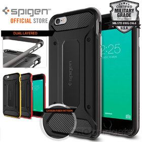 iPhone 6S / 6 Case, Genuine SPIGEN Neo Hybrid Carbon Cover for Apple