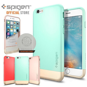 iPhone 6S Plus / 6 Plus Case, Genuine SPIGEN Style Armor Dual Layer Cover for Apple