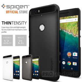 Nexus 6P Case, Genuine Spigen Thin Fit Exact-Fit Cover for Google Nexus 6P