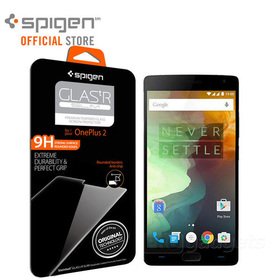 OnePlus 2 Screen Protector, Genuine Spigen GLAS.tR SLIM Tempered Glass