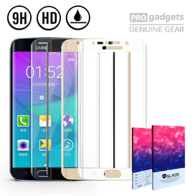 Full Coverage 9H Tempered Glass Screen Protector for Samsung Galaxy S7 Edge
