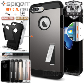 iPhone 7 Plus Case, Genuine SPIGEN HEAVY DUTY TOUGH ARMOR Cover for Apple