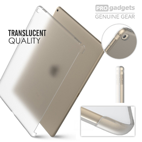 Genuine MoKo Frosted Transparent Slim Hard Back Cover for Apple iPad Pro 12.9