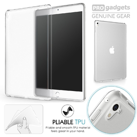 Genuine MoKo Frosted Transparent Soft TPU Back Cover for Apple iPad Pro 9.7