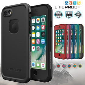 iPhone 7 Case, Genuine Lifeproof FRE Dust Shock Waterproof Cover for Apple