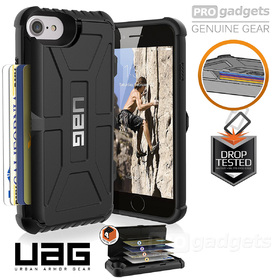 Genuine UAG Trooper Card Slot Composite Case for Apple iPhone 7 / 6 / 6s