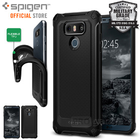 LG G6 Case, Genuine SPIGEN Heavy Duty Rugged Armor Extra Cover for LG