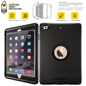 Genuine OtterBox iPad mini 3 2 1 Defender Rugged Case Stand Cover for Apple