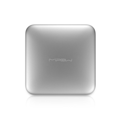 Genuine MIPOW Power Cube 4500 mAh Portable Battery Charger [Colour:Silver] - SPL08_Silver