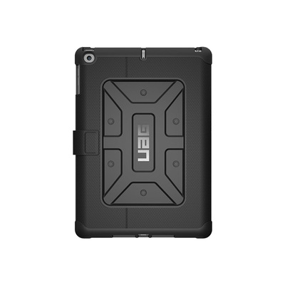 Genuine UAG Military Drop Tested Metropolis Case for Apple iPad 9.7 2017 [Colour: Black]