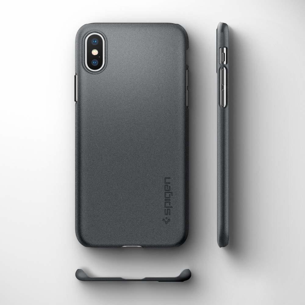 iphone xs case thin spigen