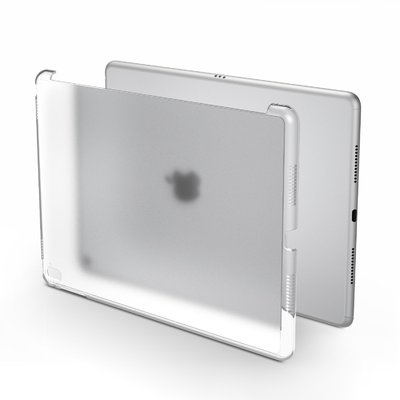 Genuine MoKo Frosted Transparent Slim Hard Back Cover for Apple iPad Pro 9.7 [Colour: Clear] - B00OH5JYU6