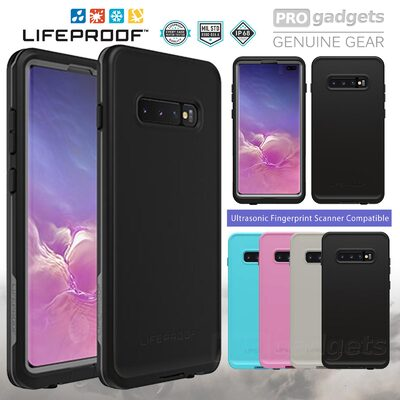 Genuine LIFEPROOF FRE Dust Shock Water Proof Case for Samsung Galaxy S10 plus
