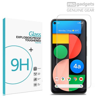 9H Ultra Thin Tempered Glass Screen Protector for Google Pixel 4a 5G