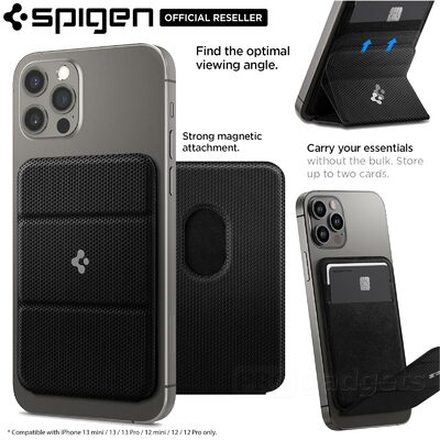 SPIGEN Card Holder Smart Fold Wallet Case for MagSafe